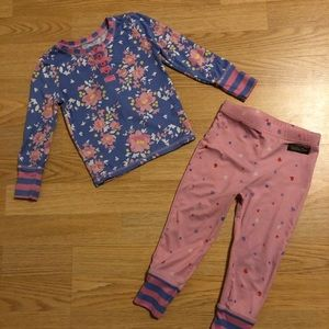 """Matilda Jane"" 2pc. Pj's Size 2"